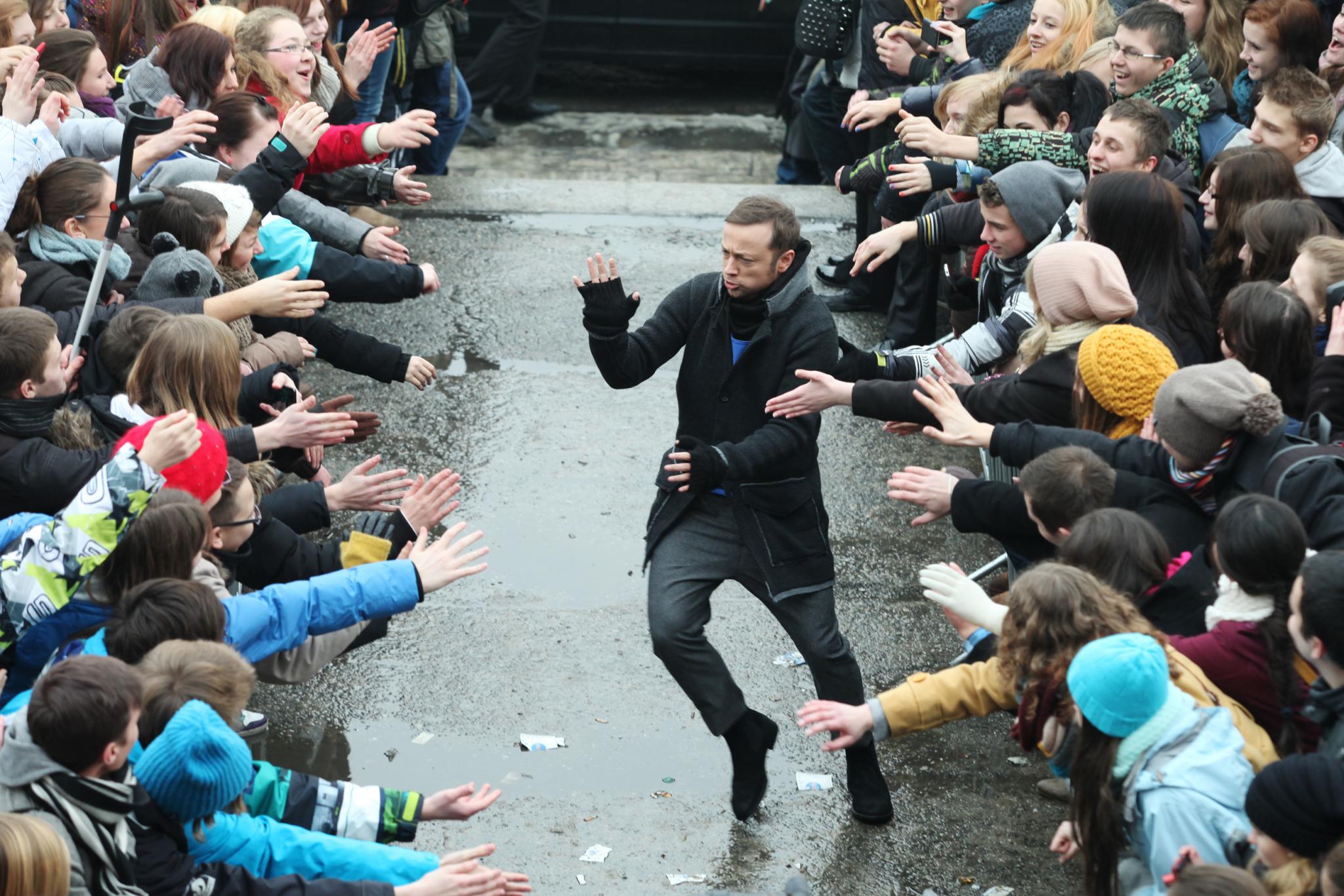 """Casting do """"X Factor""""- dzień pierwszy"""